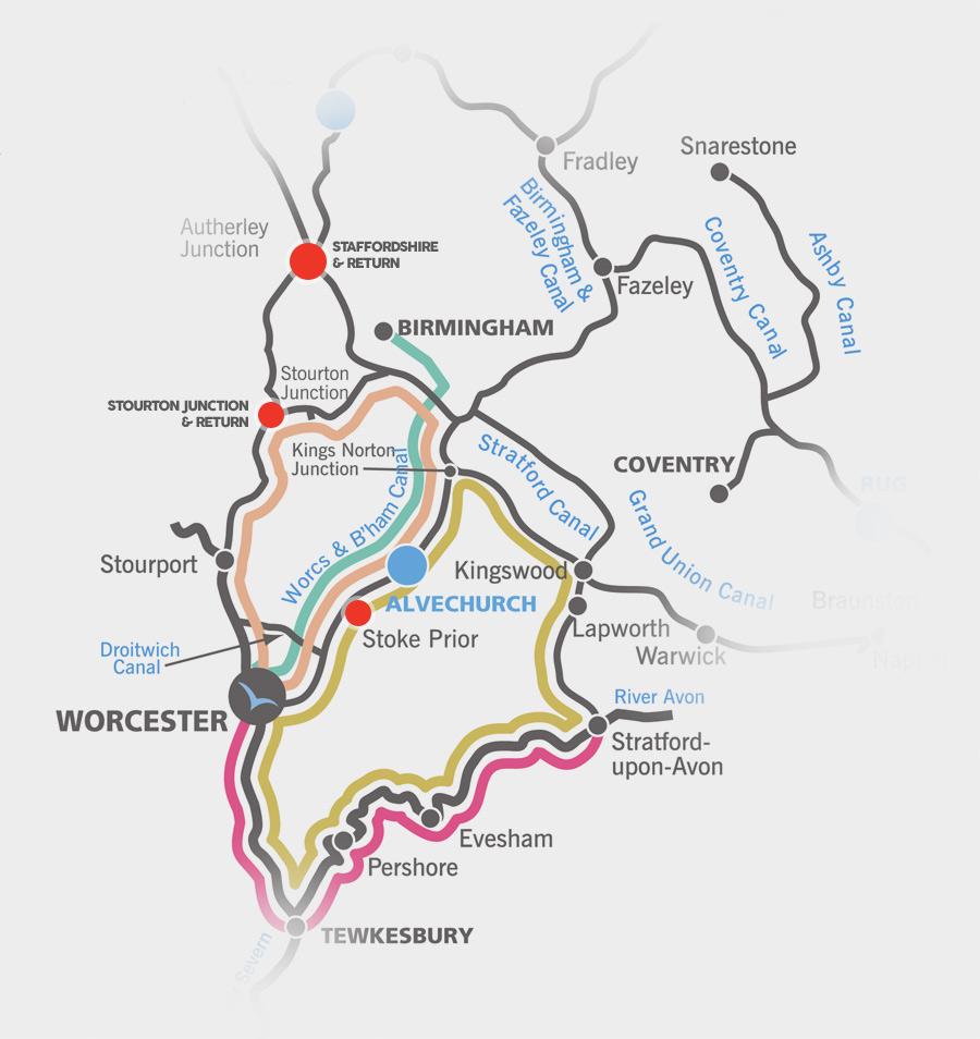Us railway trip